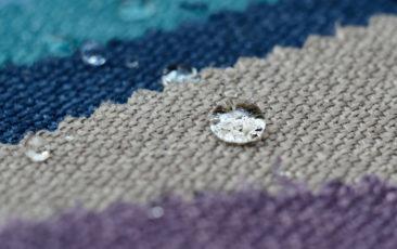 new coating makes fabrics waterproof