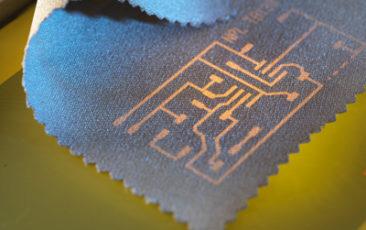 nanotube coating equips fabrics with smart motion technology