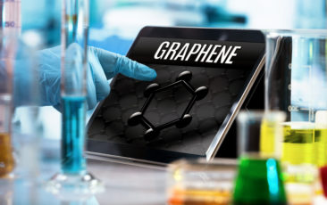 weaving graphene into textiles