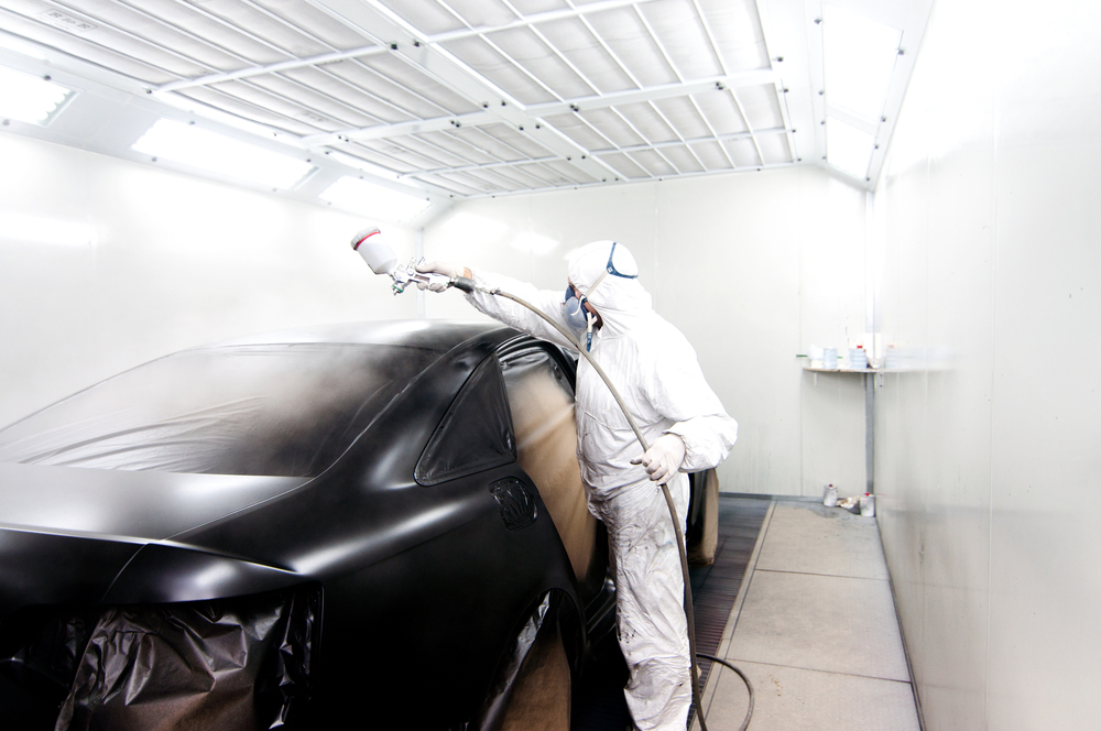 bmw coating